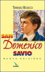 Libro San Domenico Savio Teresio Bosco