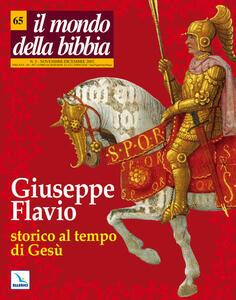 Il mondo della Bibbia (2002). Vol. 5: Giuseppe Flavio storico al tempo di Gesù. - copertina