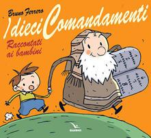 Voluntariadobaleares2014.es I dieci comandamenti raccontati ai bambini Image