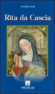Libro Rita da Cascia Vittorio Peri