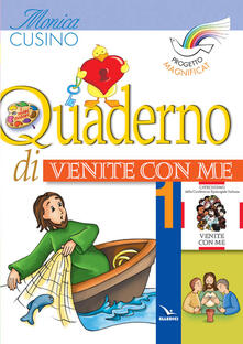 Voluntariadobaleares2014.es Progetto Magnificat. Quaderno di «Venite con me». Vol. 1 Image