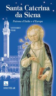 Caterina da Siena - Vittorio Peri - copertina