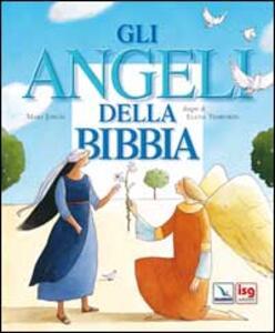 Gli angeli della Bibbia - Mary Joslin - copertina