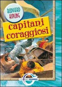 Capitani coraggiosi - Rudyard Kipling - copertina