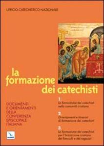 La formazione dei catechisti - copertina