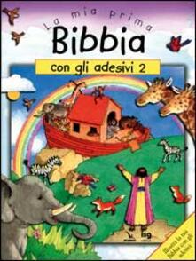 Chievoveronavalpo.it La mia prima Bibbia con gli adesivi. Vol. 2 Image
