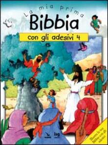 Daddyswing.es La mia prima Bibbia con gli adesivi. Vol. 4 Image