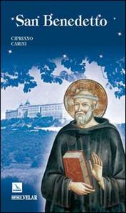 Libro San Benedetto Cipriano Carini
