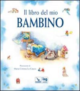 Il libro del mio bambino - copertina