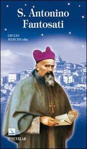 S. Antonino Fantosati - Giulio Mancini - copertina