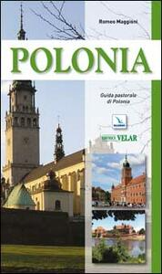 Polonia. Guida pastorale - Romeo Maggioni - copertina