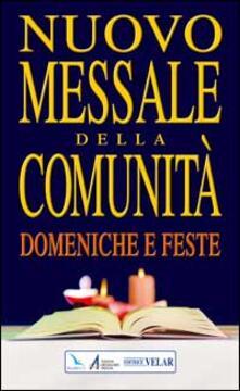 Voluntariadobaleares2014.es Nuovo Messale della comunità. Domeniche, solennità e feste. Anni A, B e C Image
