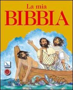 La mia Bibbia - Murray Watts - copertina
