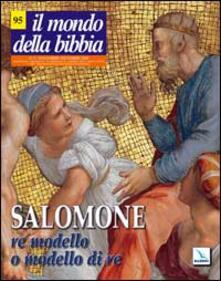 Squillogame.it Il mondo della Bibbia (2008). Vol. 5: Salomone. Re modello e modello di re. Image