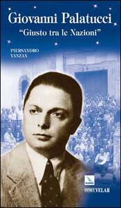 Giovanni Palatucci - Piersandro Vanzan - copertina