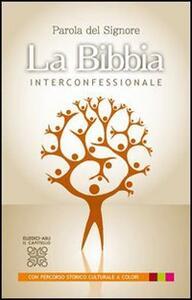 Parola del Signore. La Bibbia per la lettura. Traduzione interconfessionale in lingua corrente - copertina