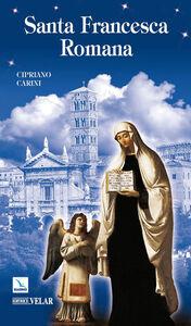 Libro Santa Francesca Romana Cipriano Carini