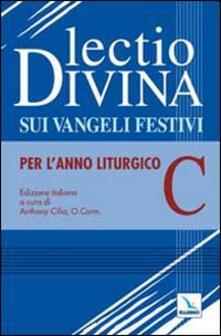 Premioquesti.it Lectio divina sui Vangeli festivi. Per l'Anno liturgico C. Meditando giorno e notte nella legge del Signore Image
