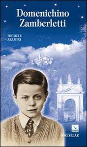 Foto Cover di Domenichino Zamberletti, Libro di Michele Aramini, edito da Elledici