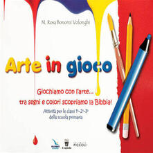 Warholgenova.it Arte in gioco. Giochiamo con l'arte... tra segni e colori scopriamo la Bibbia! Image