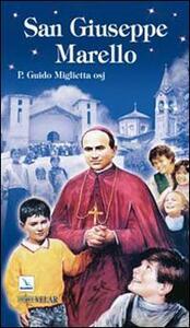 San Giuseppe Marello. Vescovo di Acqui e fondatore degli Oblati di San Giuseppe - Guido Miglietta - copertina