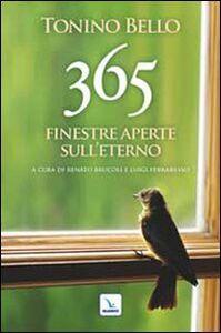 Libro 365 finestre aperte sull'eterno Antonio Bello