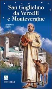 San Guglielmo da Vercelli e Montevergine - Cipriano Carini - copertina