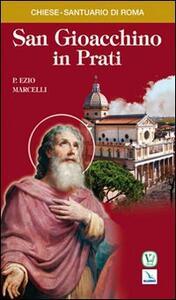 San Gioacchino in Prati - Ezio Marcelli - copertina