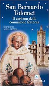 San Bernardo Tolomei. Il carisma della comunione fraterna - Stanislao M. Avanzo - copertina