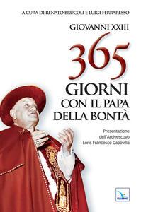 365 giorni con il papa della bontà - Giovanni XXIII - copertina