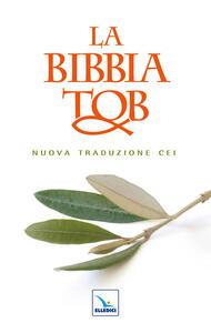 La Bibbia Tob. Nuova traduzione Cei - copertina