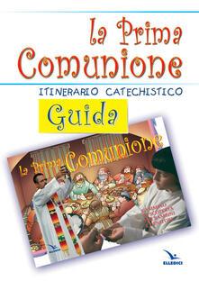 Ristorantezintonio.it La prima comunione. Guida. Itinerario catechistico Image