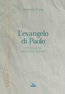 L evangelo di Paolo. Introduzione alle lettere autoriali.pdf