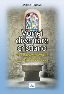 Antondemarirreguera.es Catecumenato per adulti. Vol. 2: Vorrei diventare cristiano. Il libro dei catecumeni. Primo tempo. Image