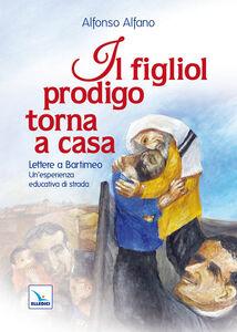 Foto Cover di Il figliol prodigo torna a casa. Lettere a Bartimeo. Un'esperienza educativa di strada, Libro di Alfonso Alfano, edito da Elledici