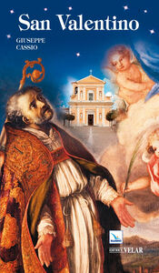 Foto Cover di San Valentino, Libro di Giuseppe Cassio, edito da Elledici