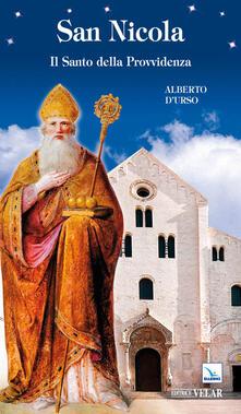 Tegliowinterrun.it San Nicola. Il santo della Provvidenza Image