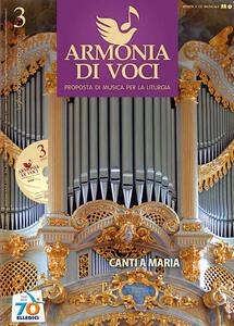 Armonia di voci (2011). Con CD Audio. Vol. 3: Canti a Maria. - copertina