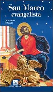 Libro San Marco evangelista Graziano Pesenti
