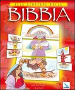 Alla scoperta della Bibbia - Sally Ann Wright - copertina