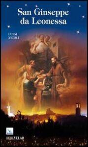 Libro San Giuseppe da Leonessa Luigi Nicoli