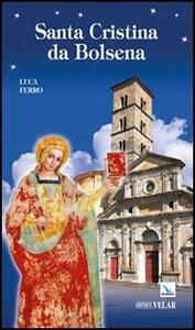 Santa Cristina da Bolsena - Luca Ferro - copertina