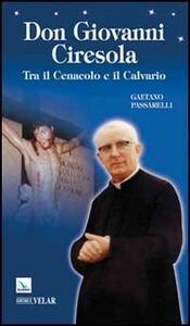 Don Giovanni Ciresola. Tra il Cenacolo e il Calvario