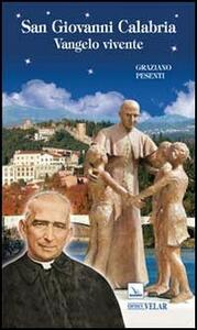San Giovanni Calabria. Vangelo vivente - Graziano Pesenti - copertina