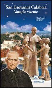Libro San Giovanni Calabria. Vangelo vivente Graziano Pesenti
