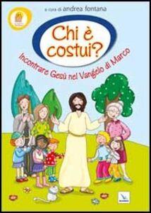 Foto Cover di Progetto Emmaus. Chi è costui? Incontrare Gesù nel Vangelo di Marco, Libro di  edito da Elledici