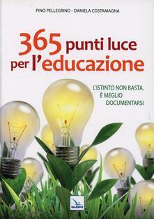 Antondemarirreguera.es 365 punti luce per l'educazione. L'istinto non basta. È meglio documentarsi Image