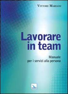 Voluntariadobaleares2014.es Lavorare in team. Manuale per i servizi alla persona Image