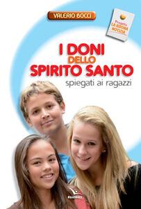 I doni dello Spirito Santo spiegati ai ragazzi - Valerio Bocci - copertina