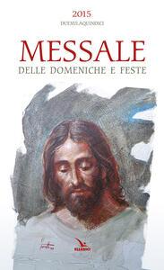 Messale delle domeniche e feste 2015